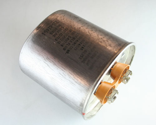Picture of OPN7X40 MALLORY capacitor 7.5uF 440V Application Motor Run