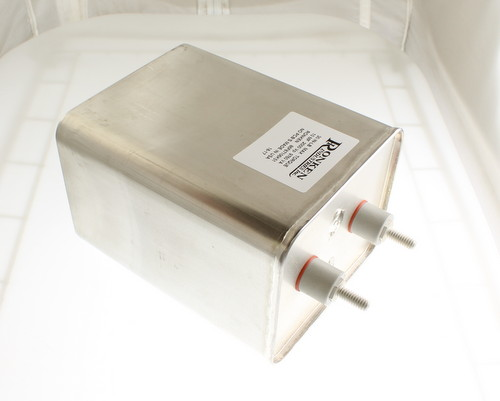 Picture of 86F87106K51 RONKEN capacitor 10uF 2000V Application Motor Run