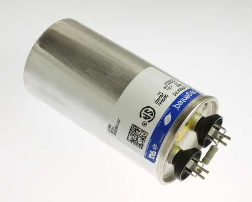 Picture of 97F6541RC Genteq capacitor 48uF 280V Application Motor Run