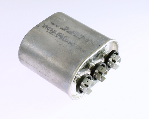 Picture of C37FD371505 Mallory capacitor 17.5uF 370V Application Motor Start