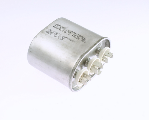 Picture of Z64P3718W24 AEROVOX capacitor 15uF 370V Application Motor Run