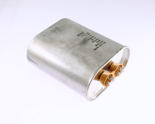 Picture of 38NB6608 Mallory capacitor 8uF 660V Application Motor Run