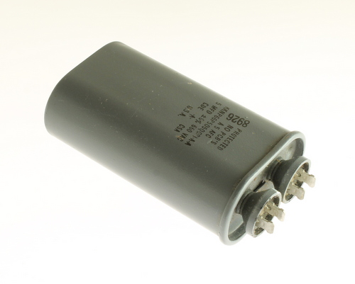Picture of KKNP66P505QGP1AA Cornell Dubilier (CDE) capacitor 5uF 660V Application Motor Run