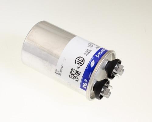 Picture of 97F9202 GENTEQ capacitor 5uF 370V Application Motor Run