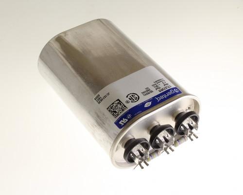 Picture of 27L573RR GENTEQ capacitor 40uF 280V Application Motor Start