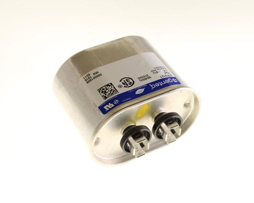 Picture of 97F9121 Genteq Capacitors capacitor 15uF 370V Application Motor Run