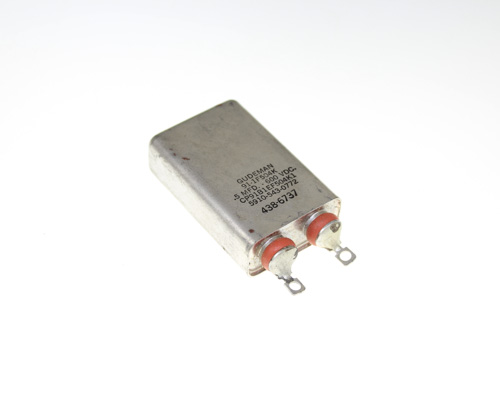 Picture of CP91B1EF504K1 NYTRONICS capacitor 0.5uF 600V OIL Hermetically Sealed Radial