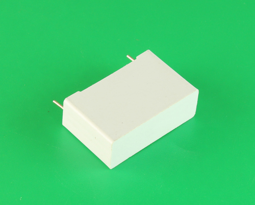 Picture of 160685K100Q MALLORY capacitor 6.8uF 100V Film Metallized Polyester Radial