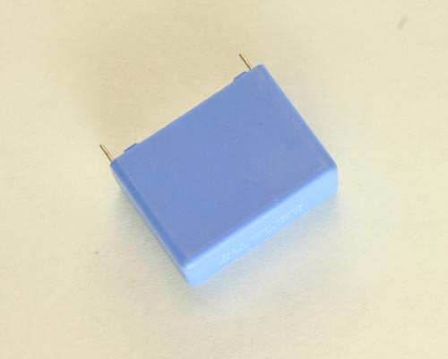 Picture of 2222-344-45225 PHILIPS capacitor 2.2uF 250V Film Metallized Polycarbonate Radial