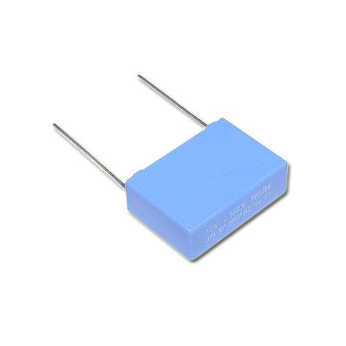 Picture of 2222-376-85103 PHILIPS capacitor 0.01uF 1600V Film Radial