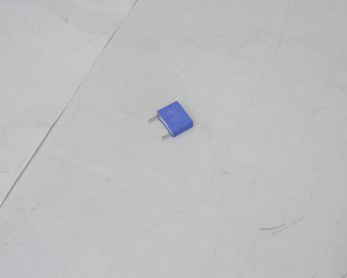 Picture of 2222-372-51103 PHILIPS capacitor 0.01uF 400V film metallized polyester radial