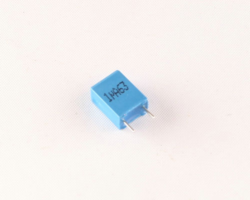 Picture of B32529S105A845 EPCOS capacitor 1uF 63V Box Cap RADIAL