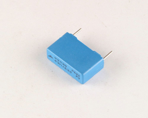 Picture of B32622A6433J EPCOS capacitor 0.043uF 630V Film Radial