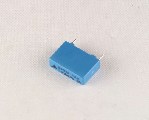 Picture of B32621A6103K3 EPCOS capacitor 0.01uF 630V Film Radial