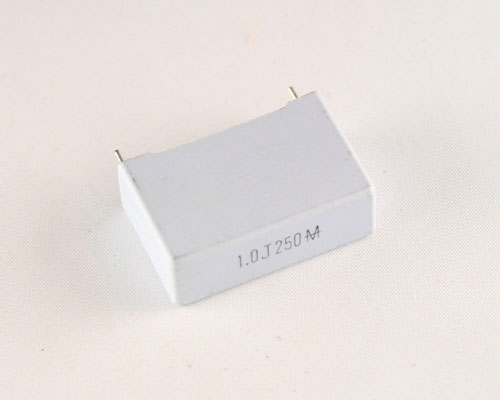 Picture of 171105J250P MALLORY capacitor 1uF 250V Film Metallized Polypropylene Radial