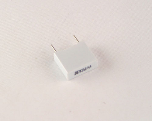 Picture of 160823K250D MALLORY capacitor 0.082uF 250V Film Metallized Polyester Radial