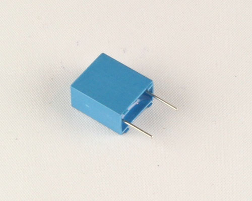 Picture of B32620A3104J EPCOS capacitor 0.1uF 250V Film Metallized Polypropylene Radial
