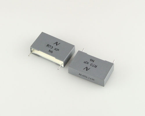Picture of R73563J630B NISSEI ARCOTRONICS capacitor 0.056uF 630V Film Radial