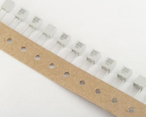 Picture of MMK5.0334J63L16.5 EVOX capacitor 0.33uF 63V Film Metallized Polyester Radial
