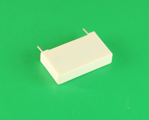 Picture of 160104J1000O MALLORY capacitor 0.1uF 1000V Film Metallized Polyester Radial