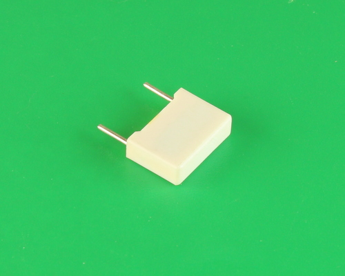 Picture of 160103K630C MALLORY capacitor 0.01uF 630V Film Metallized Polyester Radial