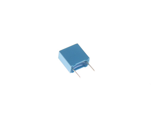 Picture of B32682A6103K Epcos capacitor 0.01uF 630V Film Metallized Polypropylene Radial