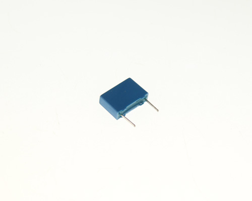Picture of B32521N8103M Epcos capacitor 0.01uF 630V Film metallized polyester Radial