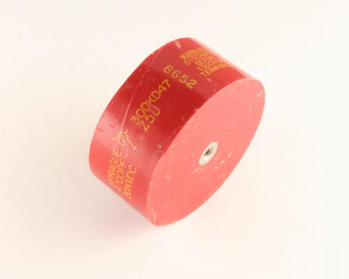 Picture of 30DKD47 SPRAGUE capacitor 0.0047uF 30000V Ceramic Transmitting