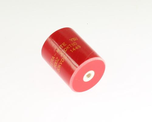 Picture of 30DKT50 VISHAY capacitor 500pF 30000V Ceramic Transmitting