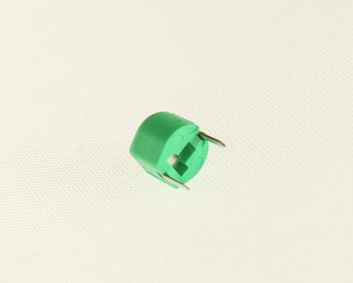 Picture of TZ03R300E MURATA capacitor 5.2pF 100V Variable Trimmer