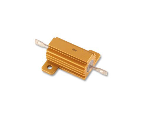Picture of 25CHN-6.04-1% PACIFIC resistor 6.04 Ohm 25W 1% Aluminum Housed