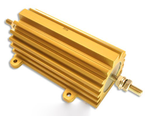 Picture of HS2502R2 ARCOL resistor 2.2 Ohm 250W 2% Aluminum Housed