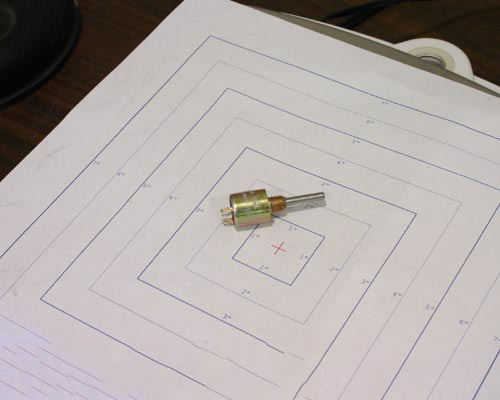 Picture of rv6 > rv6saysd series potentiometer.
