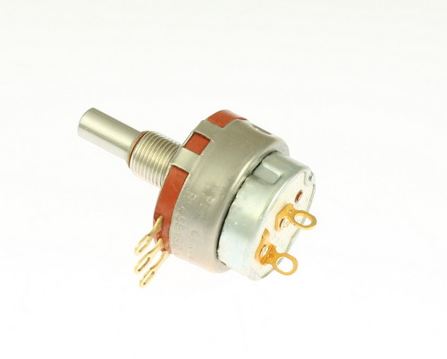 Picture of rv4 rv4sbyfd series potentiometers.