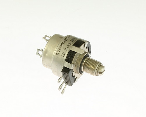 Picture of rv4 rv4sbysb series potentiometers.