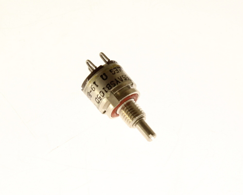Picture of RV6SAYSB105D CLAROSTAT potentiometer 1 MOhm, 0.5W RV6 RV6SAYSB Series