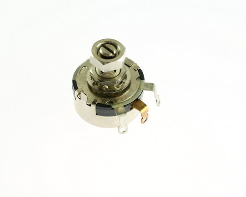 Picture of 43C2-20K CLAROSTAT potentiometer 20 kOhm, 2W Rotary 43C2 Series
