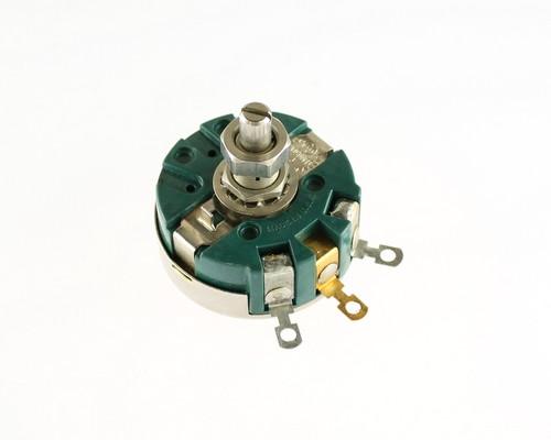 Picture of RA30LASD152A CLAROSTAT potentiometer 1.5 kOhm, 4W Rotary RA30LASD Series