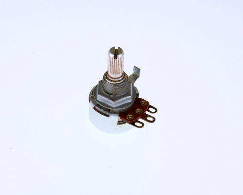 Picture of VWS-100 MALLORY potentiometer 100 Ohm, 5W Rotary VWS Series