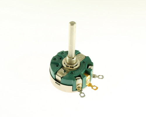 Picture of 58C1-10 CLAROSTAT potentiometer 10 Ohm, 4W Rotary 58C1 Series