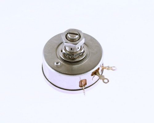 Picture of RA30LASB151A CTS potentiometer 150 Ohm, 4W Rotary RA30LASB Series