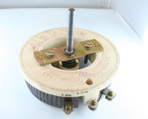 Picture of RP401FK4R0KK MEMCOR/TRU-OHM potentiometer 4 Ohm, 300W Rheostat 300 Watt