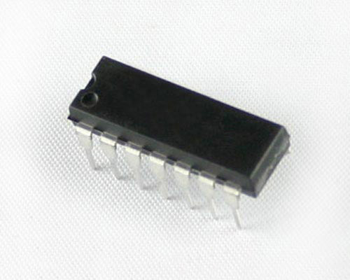 Picture of RC3401DB RAYTHEON Operational Amplifier
