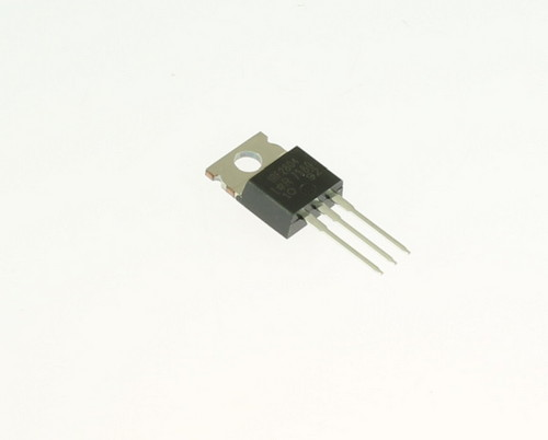 Picture of mosfet semiconductors.
