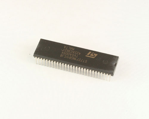 Picture of ic semiconductors.