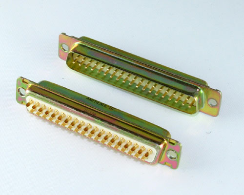 Picture of 117DC37P AMPH connector D-Subs