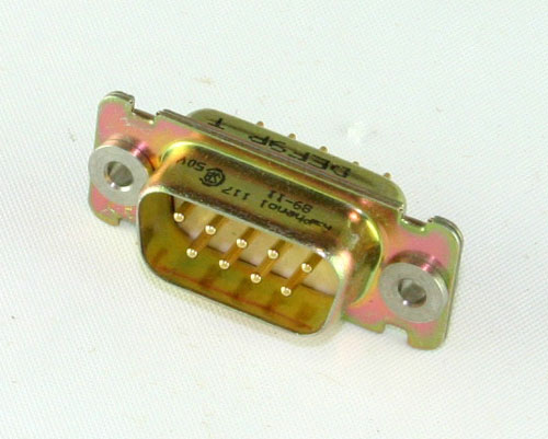 Picture of 117DEF9PT AMPH connector D-Subs