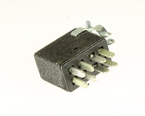 Picture of P-308-CCE CINCH connector Industrial Plugs