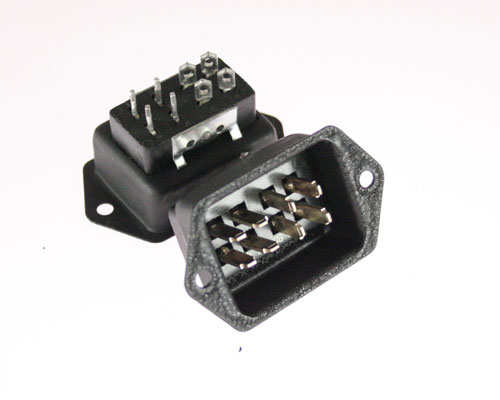 Picture of P-308-DB CINCH connector Industrial Plugs