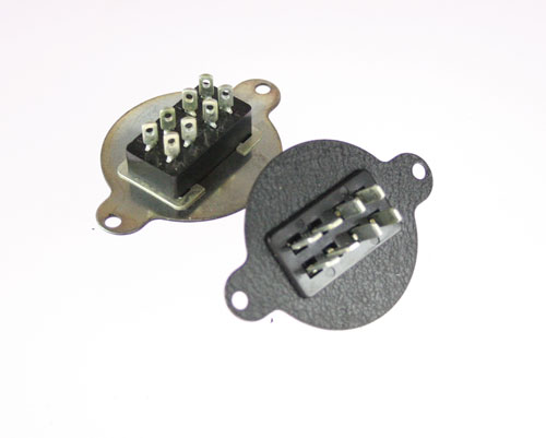 Picture of P-308-FP CINCH connector Industrial Plugs